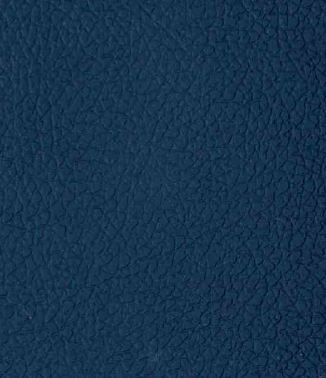 tessuto ecopelle blu 4947