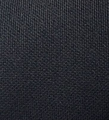 seleziona tessuto nero