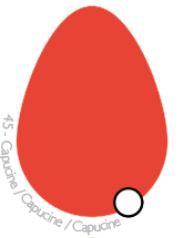 seleziona colore capucine 45